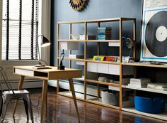 Lap Shelving System — Bookcases -- Better Living Through Design
