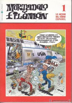 LO MEJOR DEL COMIC ESPAÑOL, 39 de 40 NUM. (MORTADELO Y FILEMON) - Foto 1