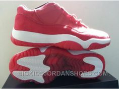 http://www.bigkidsjordanshoes.com/hot-nike-air-jordan-xi-11-retro-mens-shoes-low-red-all-hot-white-2016-sale.html HOT NIKE AIR JORDAN XI 11 RETRO MENS SHOES LOW RED ALL HOT WHITE 2016 SALE Only $94.00 , Free Shipping!