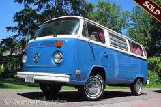 818de99574 1973 VW Bus Weekender for sale by Sunset Classics. These classic VW Camper  Buses are so fun and lovable that owners tend to hang on to them.
