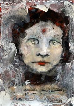 "Artist: Smadar Lomnitz; 2016 Painting ""Untitled"""