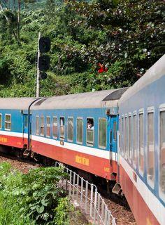 Video: Mit dem Zug über den Wolkenpass in Vietnam