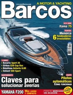 Barcos a Motor Spanish Magazine - Buy, Subscribe, Download and Read Barcos a Motor on your iPad, iPhone, iPod Touch, Android and on the web only through Magzter