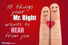 Wondering what to say to your husband? This article offers 10 phrases you can use to help your husband feel great. His confidence will skyrocket and your relationship will improve as you practice good communication.