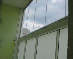 Balcony Glazing, Frameless Turn and Slide Aluninium system Alu- Vista, Slovakia Balcony, Windows, Mirror, Home Decor, Decoration Home, Room Decor, Mirrors, Balconies, Home Interior Design