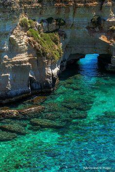 Porto Azurro, Elba island, Italy