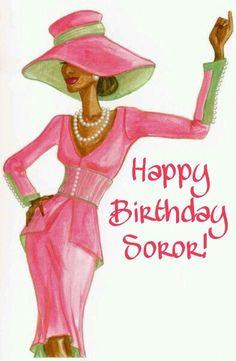 Happy Birthday Soror