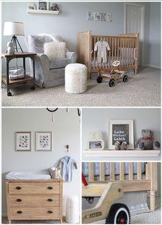 #classic and #elegant #nursery