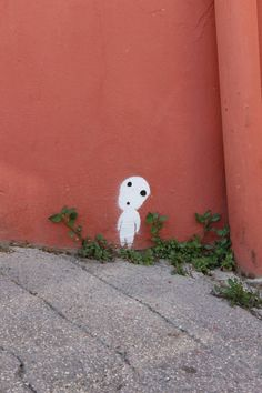 Princess Mononoke Stree Art