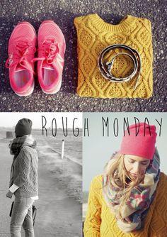 Monday noon