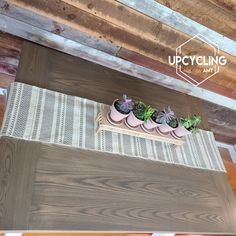Graystone Water Based Stained Table | General Finishes Design Center Water Based Wood Stain, Stained Table, General Finishes, Post Date, Upcycle, Stains, It Is Finished, Design, Home Decor