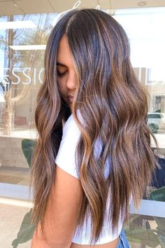 Lighter Brown Hair Color, Cool Tone Brown Hair, Honey Brown Hair, Lighter Hair, Light Brown Hair, Hair Color For Black Hair, Ash Brown, Brown Hair Indian Skin, Brown Hair Tones