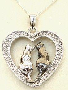Zilveren halsketting