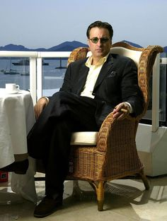 Andy Garcia love his style!