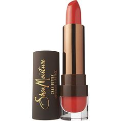 SheaMoisture Shea Butter Luscious Lipstick Coral (online only)
