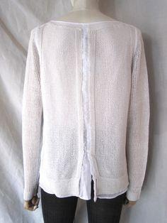 ANTIPAST SHIRT DRESS   (65% COTTON, 35% SILK / COLOR: BRONZE/BLACK)                               ANTIPAST KNIT SWEATER   (100% COTON /...