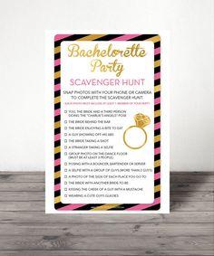 bachelorette party ideas - bachelorette party games