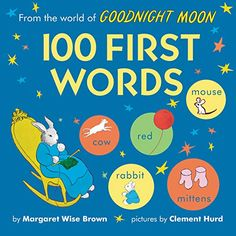| Author: Margaret Wise Brown | Publisher: HarperFestival | Publication Date: September 01, 2020 | Number of Pages: 16 pages | Language: English | Binding: Board book | ISBN-10: 0062993674 | ISBN-13: 9780062993670 Toddler Books, Childrens Books, National Book Store, Margaret Wise Brown, Good Night Moon, 100 Words, One Word, Book Authors, Book Club Books