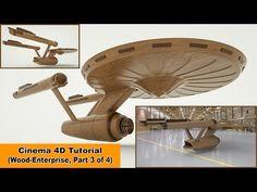 Wood Enterprise - Part 3 (Cinema 4D Tutorial) - YouTube