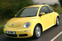 Volkswagen New Beetle Car Overview -  The Volkswagen New Beetle is a compact car, introduced by Volkswagen, drawing heavy inspiration from the exterior design of the original Beetle. Unlike the original Beetle, the New Beetle has its engine in the front driving the front wheels, with luggage storage in the rear. #VolkswagenBeetle #Volkswagen #Cars #India