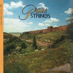 Maranatha! Praise Strings 1  Digipak  CD 2012 Calvary Chapel Music * MINT *