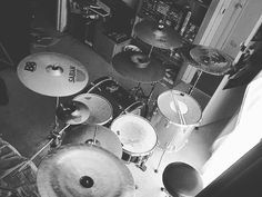 Keen to get the rig back to its former glory  #drumporn by i.tragic