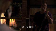 "Burn Notice 4x16 ""Dead or Alive"" - Jesse Porter (Coby Bell)"