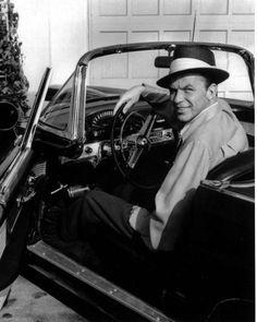 Frank Sinatra © Milton Greenetia we own a copy of this