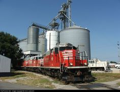 RailPictures.Net Photo: BLOL 7591 Bloomer Line EMD GP9 at Gibson City, Illinois by Chris Lastovich