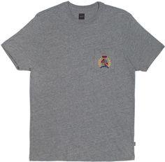 Huf Big Crest Pocket T-Shirt