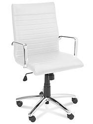 mid century modern cushion design cream white executive office
