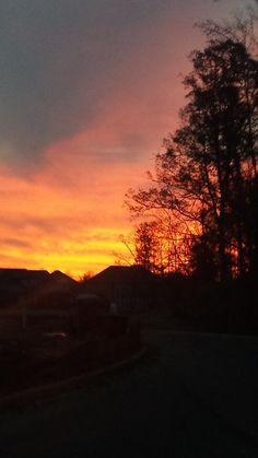 from Joyce Elliott The sunrise was absolutely breathtaking this morning! !