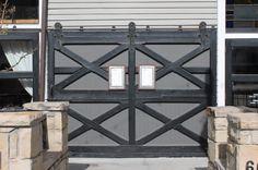 IMG_8577 copy Sliding Doors, Garage Doors, Barn Doors, Rustic Office, Door Kits, Door Ideas, Outdoor Decor, Fun, Barnwood Doors