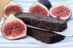 Fíkové raw tyčinky | Vím, co jím