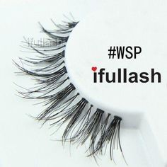 0200cf7c262 Wsp Wispy Ifullash False Eyelashes Extensions Lashes (6 Pairs)