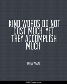 Kindness Quotes | http://noblequotes.com/
