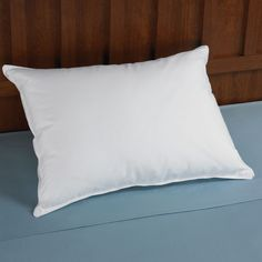 WHO DOESNT LOVE A PILLOW THAT ALWAYS HAS A COLD SIDE? The Cooling Pillow - Hammacher Schlemmer. Using patented fabric developed for NASA to help keep astronauts cool in space, this is the pillow that provides a comfortably cool sleeping surface.