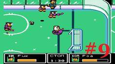 Ike ike nekketsu hockey bu Прохождение Хоккей Часть #9