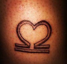 libra tattoos for women - Google Search