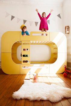 io bunk bed