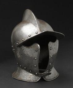 16th century burgonet