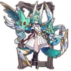 【ラスピリ】クロエの評価・ステータス - Gamerch