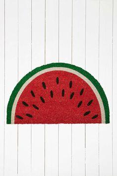 Watermelon Door Mat - Urban Outfitters