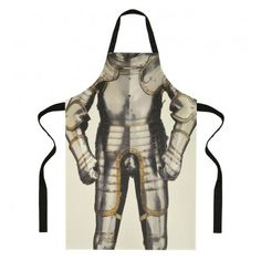 Henry VIII's armour apron - Historic Royal Palaces online gift shop I am thinking of this to hide my camera tripod at events...