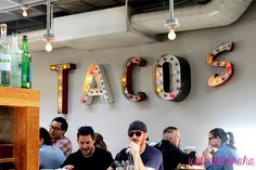Hot Spot: Big Star - Chicago's best tacos and patio #delicious #summerfun #chicago