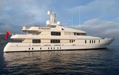 Luxury Yacht for charter, Super yacht Troyanda our mega yacht On Emporium Yachts