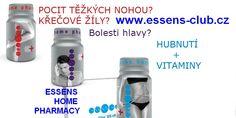 Produkty Essens Home Pharmacy - Unikátní technologie vícevrstvého potahování a využití vhodných inhibitorů jsou převratnými výrobky na poli doplňků stravy tohoto typu- http://www.essens-club.cz/essens-home-pharmacy.html