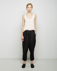 BLACK CRANE | Carpenter Pants | Shop at La Garçonne