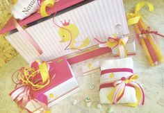 Girl Christening, Gift Wrapping, Gifts, Gift Wrapping Paper, Presents, Wrapping Gifts, Favors, Gift Packaging, Gift