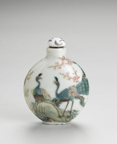 Snuff bottle | CHINESE | NGV